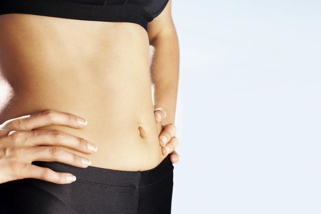 reduce belly after pregnancy