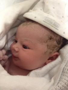 Eleanor's baby