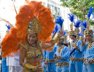 Notting Hill Carnival by By Diliff