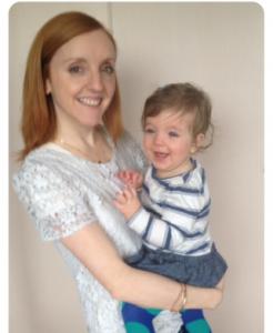 Gill Crawshaw, A Baby on Board