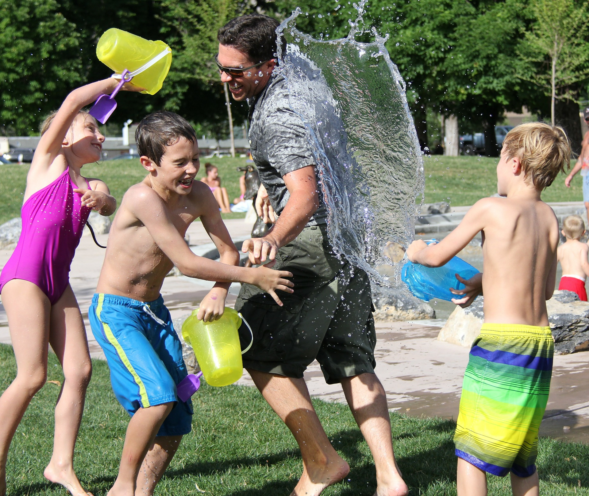 How to keep your family cool in a heatwave