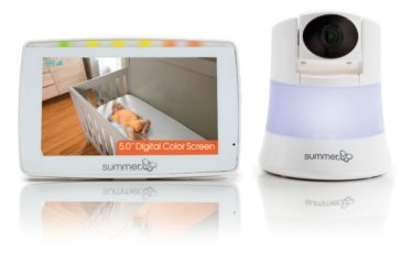Summer Infant baby monitor competition