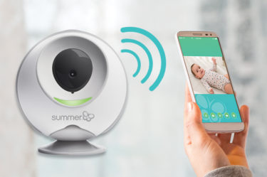 Win a Summer Infant Liv Cam baby monitor